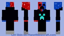 Creperppreper Minecraft Skin