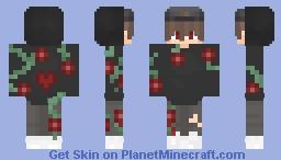 Tryhard Minecraft Skin