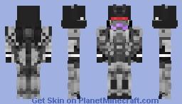 Decepticon Trooper Minecraft Skin