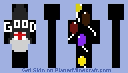 Free Souls Minecraft Skin