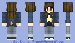 Natalie (Persona) Minecraft Skin