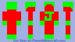 J man Minecraft Skin