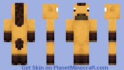 Spirit Minecraft Skin