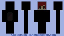 / r e d h a i r e d b o y /  (Among us) Minecraft Skin