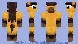 Spirit - Request from Sujetador Minecraft Skin