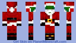 Test Skin Minecraft Skin