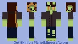 it's this dude idk Minecraft Skin