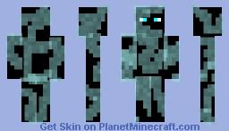 Frost Knight Minecraft Skin