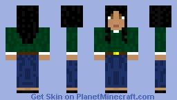 #2 Maya Minecraft Skin