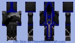 Shadowhunter42 Minecraft Skin