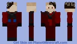 Venonycrys - Fallout 4 Minecraft Skin