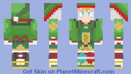 Wattson Shocking Stuffer Minecraft Skin