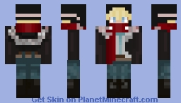 Winter boy (Remy) Minecraft Skin