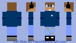 Awesomeness Minecraft Skin