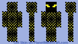 LEGEND Minecraft Skin