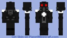 Flashgitz - Angel of Death Space Marine Minecraft Skin