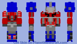 Transformers Fall Of Cybertron: Optimus Prime