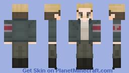 Porco Galliard Shingeki No Kyojin Marley Minecraft Skin