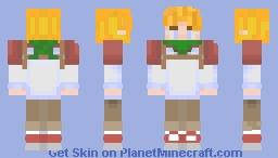 Tommy Innit (SAD-IST Animation Style) Minecraft Skin