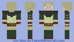 Potrof Minecraft Skin