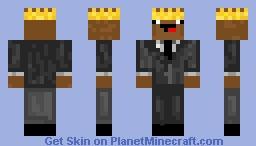official crisp nugget Minecraft Skin