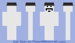 Muchacho McMario Minecraft Skin