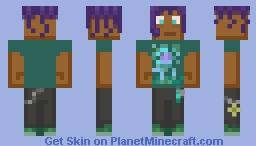 Liam Tuffin Minecraft Skin
