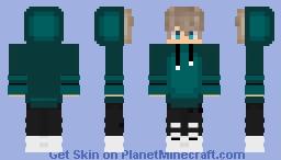 Just Ya Casual Dude Minecraft Skin