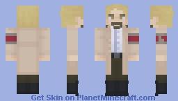 Reiner Braun Shingeki No Kyojin Season 4 Minecraft Skin