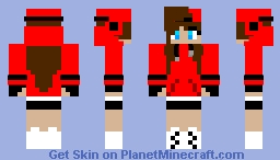 Unbreakable Ninja (female) Minecraft Skin