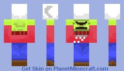 Sweater Goblin w/ Hot Cocoa Minecraft Skin