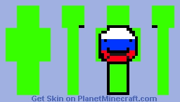 русский (russian dream) Minecraft Skin