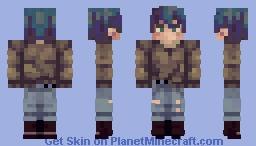 moi Minecraft Skin