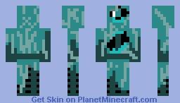 frost golden fret fret Minecraft Skin