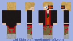 Haloween Skin Minecraft Skin