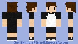 City Boy Minecraft Skin