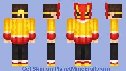 Pihlaja Minecraft Skin