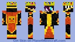 My (new) clan shin Minecraft Skin