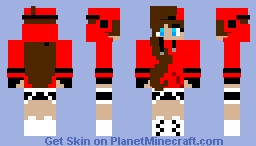 Female Unbreakable (V.2) Minecraft Skin