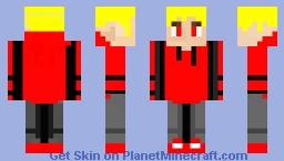 GO SUB TO BRODIE BLAZE Minecraft Skin