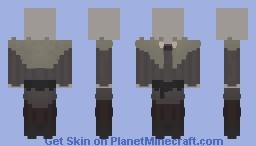 Stay toasty warm in pelts Minecraft Skin