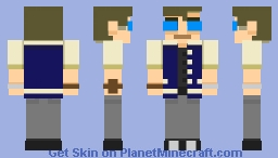 Lee :V Minecraft Skin