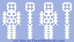 Puzzled Minecraft Skin