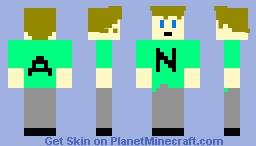 Noah IN DA HOUSE Minecraft Skin