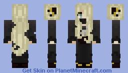 Cynthia   Sinnoh Minecraft Skin