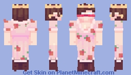 happy birthday eret !!! Minecraft Skin