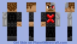 Ex-Terminator Minecraft Skin