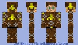 Apocalypse Survivor Minecraft Skin