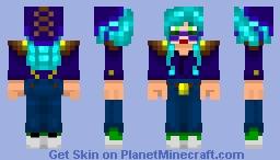 Purpled! Minecraft Skin