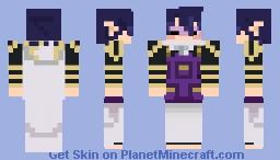 Tamaki Amajiki (MHA) Minecraft Skin
